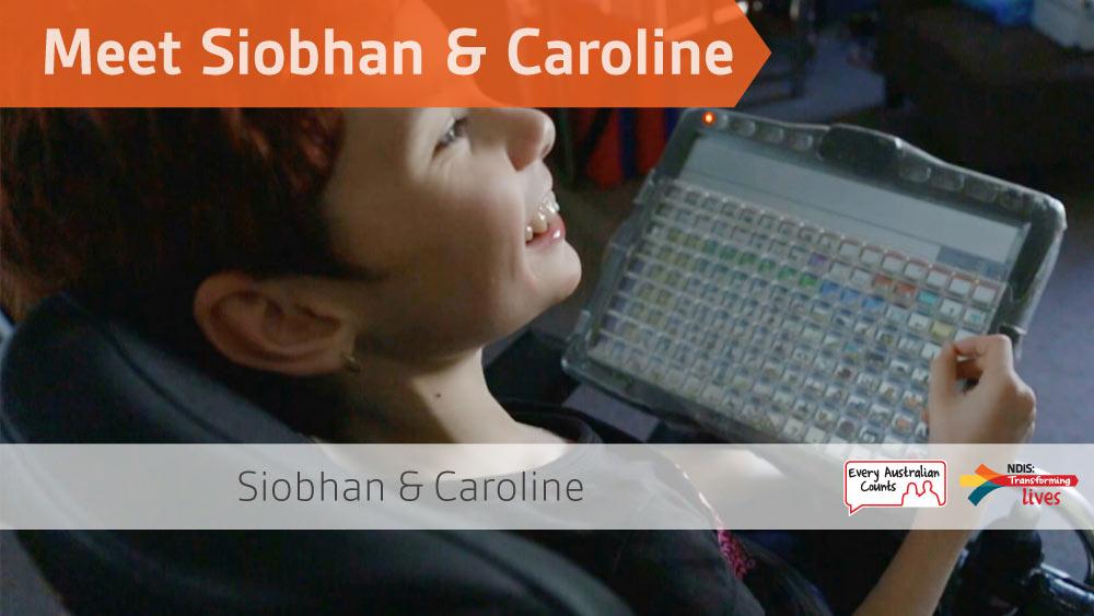 Meet Siobhan