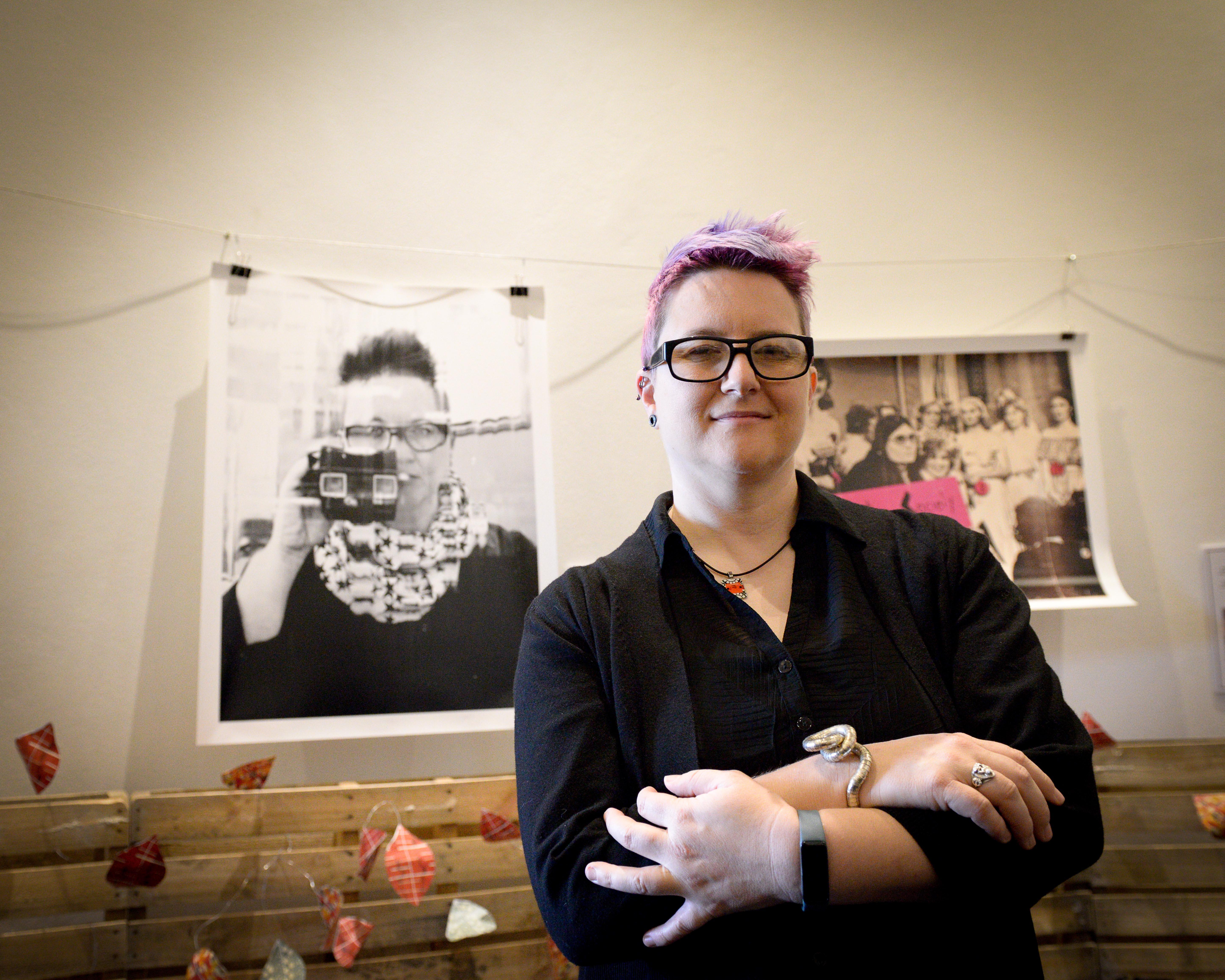 Disability Leader Katharine Annear