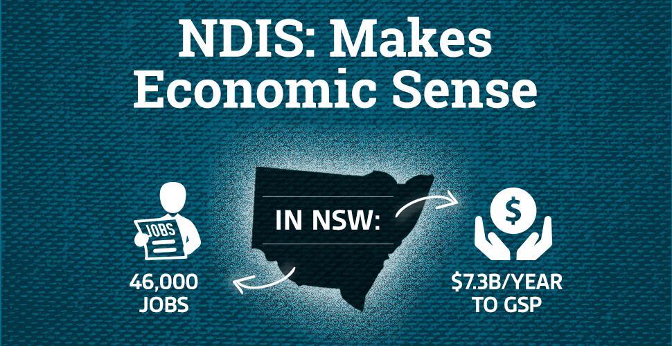 NDIS: NSW economic benefits