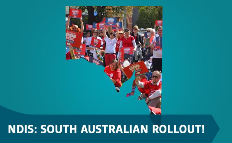 NDIS: South Australian rollout
