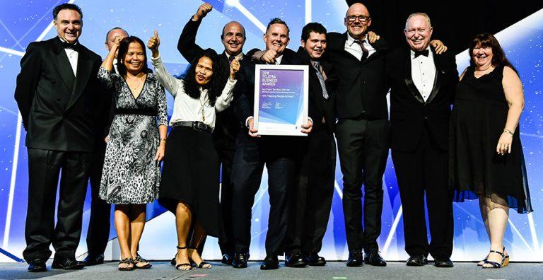 Telstra Business Awards - NT