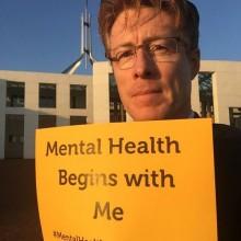 Frank Quinlan, CEO Mental Health Australia
