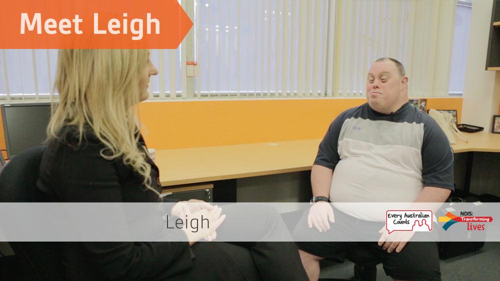 Meet Leigh